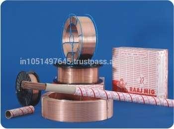 镀铜焊丝ER70S-6