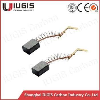 热定制电动工具配件使用碳刷