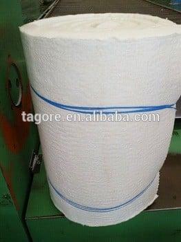 隔热材料陶瓷纤维毯