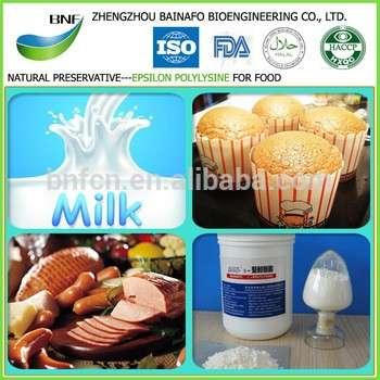 FDA Natural Biological Preservative Epsilon Polylysine