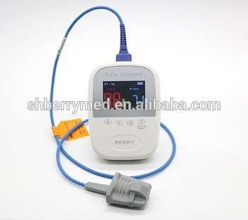 有线的脉冲血氧计和血压监测