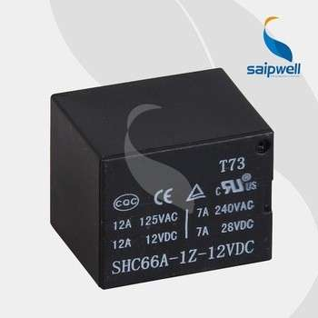 PCB Relay 12V 220V 10A 15A Electromagnetic Relay