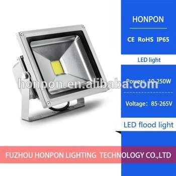 LED泛光灯10-250w工矿灯户外灯户外投影