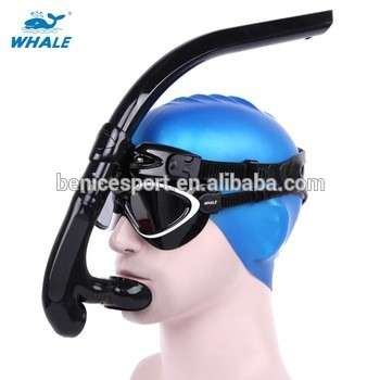 67a673d6f1 Adult Swimmer s Snorkel with Comfortable Silicone Mouthpiece. China