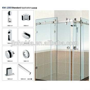 China Manufacturer Stainless Steel Spare Parts Shower Enclosure Accessories