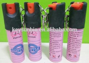 提供优质的胡椒喷雾防护设备
