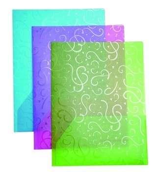 PP美国风格的文件夹,设计精美,袖珍文件夹
