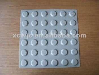 橡胶触觉指示器垫