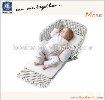 聚酯手提式母肩折叠床婴儿睡袋