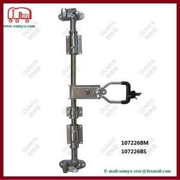 货运卡车门锁齿轮/半卡车配件/冰箱冰柜货车门锁齿轮107226bm 107226bs
