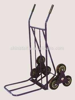 Climb Stairs Shopping Cart 3 Wheels Cart Stair Climbing Hand