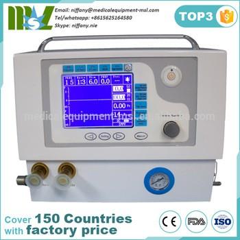 Durable portable emergency medical ventilator for ambulance and hospitals MSLPA01