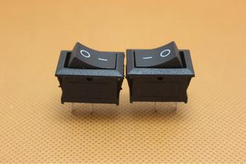 质量好,价格便宜kcd1-101摇杆开关2pin 2pole(红色或黑色可供选择的颜色)