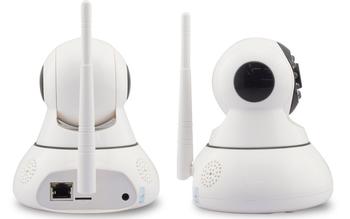 2016高清迷你无线IP摄像机的无线720p TF SD卡P2P网络安防摄像机家婴儿监视器保护手机远程