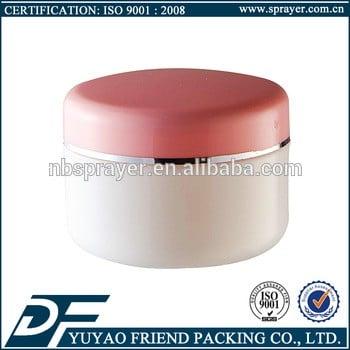 护肤丙烯酸200ml整形美容膏霜瓶/塑料瓶