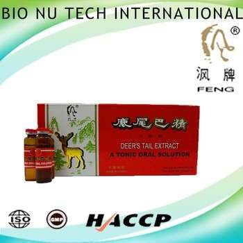 Herbal Supplements Type and Providing Energy,Male Enhancement Function of deer's tail extract oral liquid