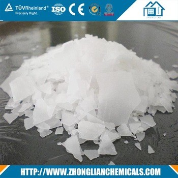 中国制造商的市场价格在25kg袋烧碱99%