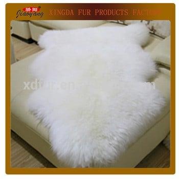 采购产品批发羊皮地毯,长毛羊毛皮地毯和地毯,垫子,扔