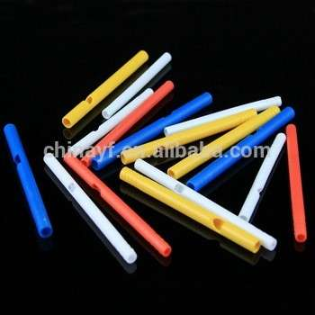 热销售定制塑料哨子棒棒糖棒