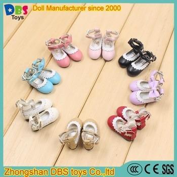 (yw-as60130)DBS娃娃配件12寸布莱斯时尚娃娃鞋批发