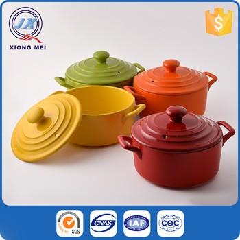 最优质的厨具丰富多彩的迷你尺寸陶瓷炊具