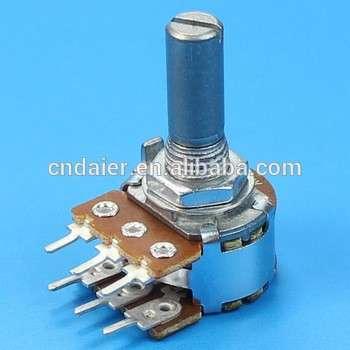 wh148-1b-2-n双单元旋转电位器