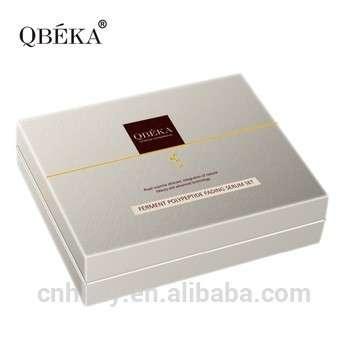 神奇的美容产品qbeka酵素多肽衰落血清集美白护肤系列有机护肤套装