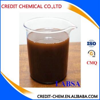 线性烷基苯为labsa洗涤剂的使用
