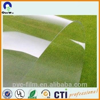 2MM PVC Rigid Clear Thick/Thin PVC Sheet
