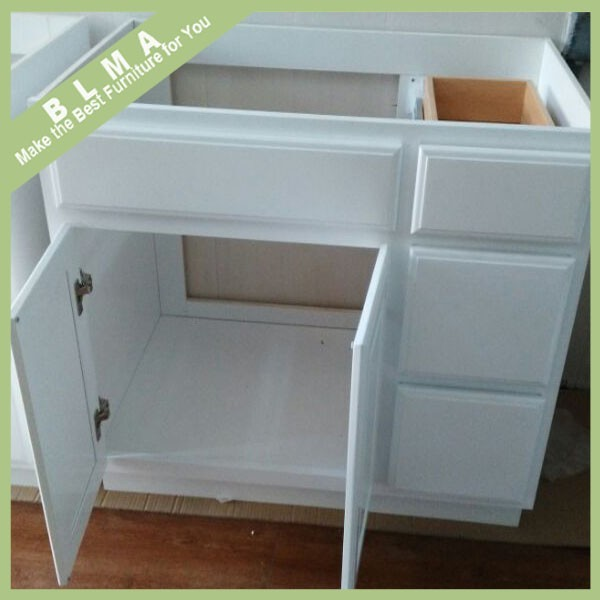 Melamine Particle Board White Melamine Storage Cabinets For Baby