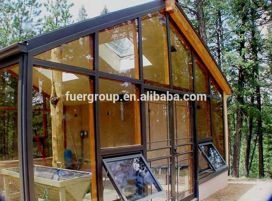 Economical Tropical Agricultural solar greenhouse for sale