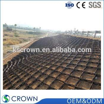 ASTM标准HDPE土工格室磨损