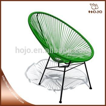 户外藤椅圆藤花园椅
