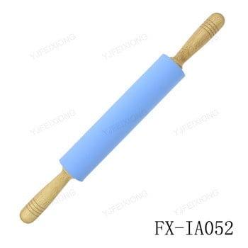 ia052古董擀面杖擀轧板多伦多