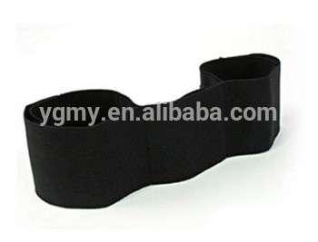高尔夫器材配件高尔夫球手臂姿势运动修正带黑色高尔夫训练辅助器具