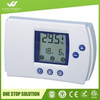 最佳现代设计液晶数字可编程房间温控器