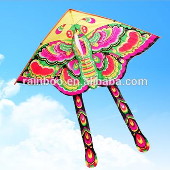 广受欢迎的蝴蝶飞中国风筝出售