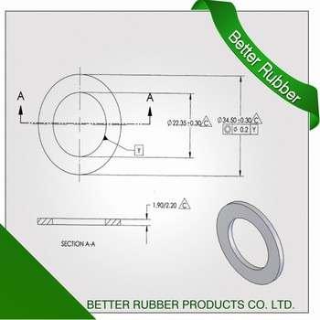 更好的食品级硅橡胶密封/垫圈从中国