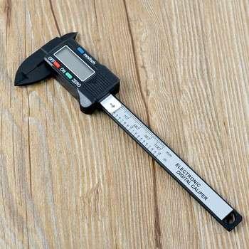 0-100mm 4英寸滑动游标卡尺测量工具
