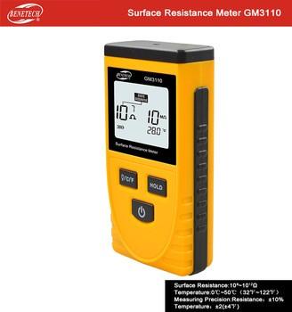 数据保持数字表面电阻测试仪,表面电阻测试仪gm3110