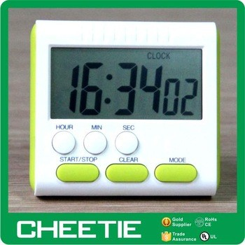 Wholesale Portable Industrial Electronic Programmable LCD Display Clock Digital Countdown Timer