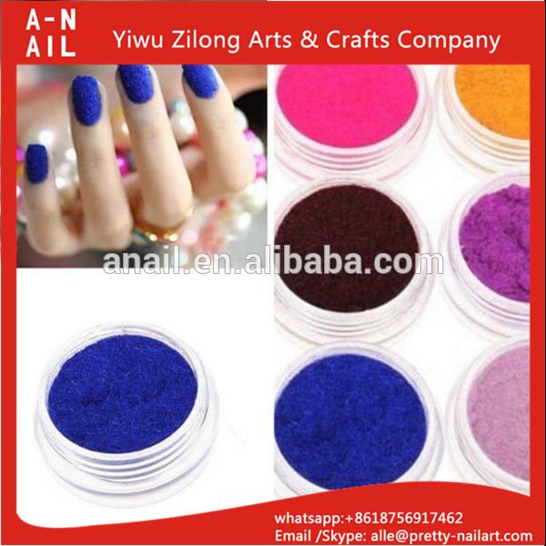 China Factory Supply 26 Colors Decoration Polish Nail Art Tip Design ...