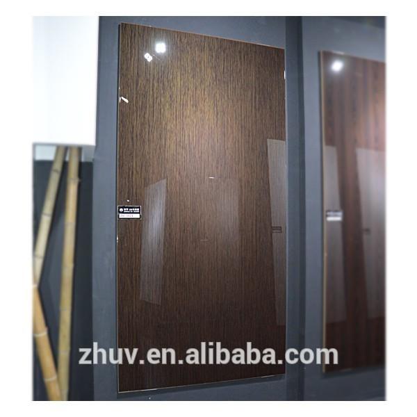 Foshan Producer Timber Melamine Boards High Gloss Mdf Board