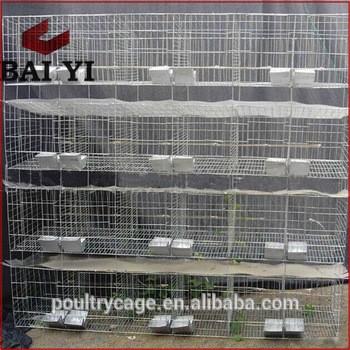 价格便宜的大型批发兔笼/板条箱/房屋