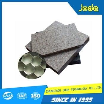 生态友人保温仿石外装饰铝蜂窝夹芯板