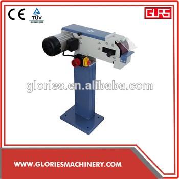 经济CE质量100mm砂光机磨削机从中国金属木材塑料