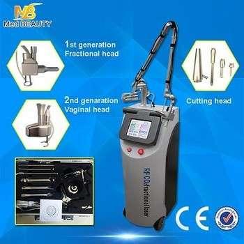 中国批发网站CO2激光美容仪器,激光治疗