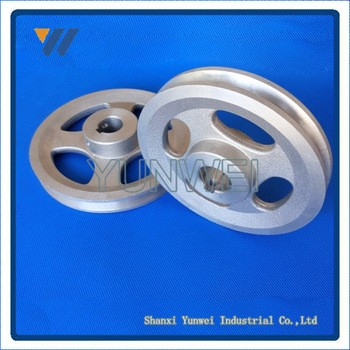 China Professional High Quality Different Types Pulley For