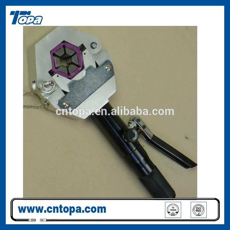 Manual Hydraulic Ac Hose Crimping Tool For Repair, Rebuild