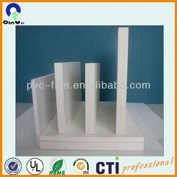 浴室用塑料材料及其他家具用PVC泡沫板